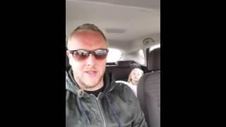 Scottish Father handles boyfriend conversation with daughter