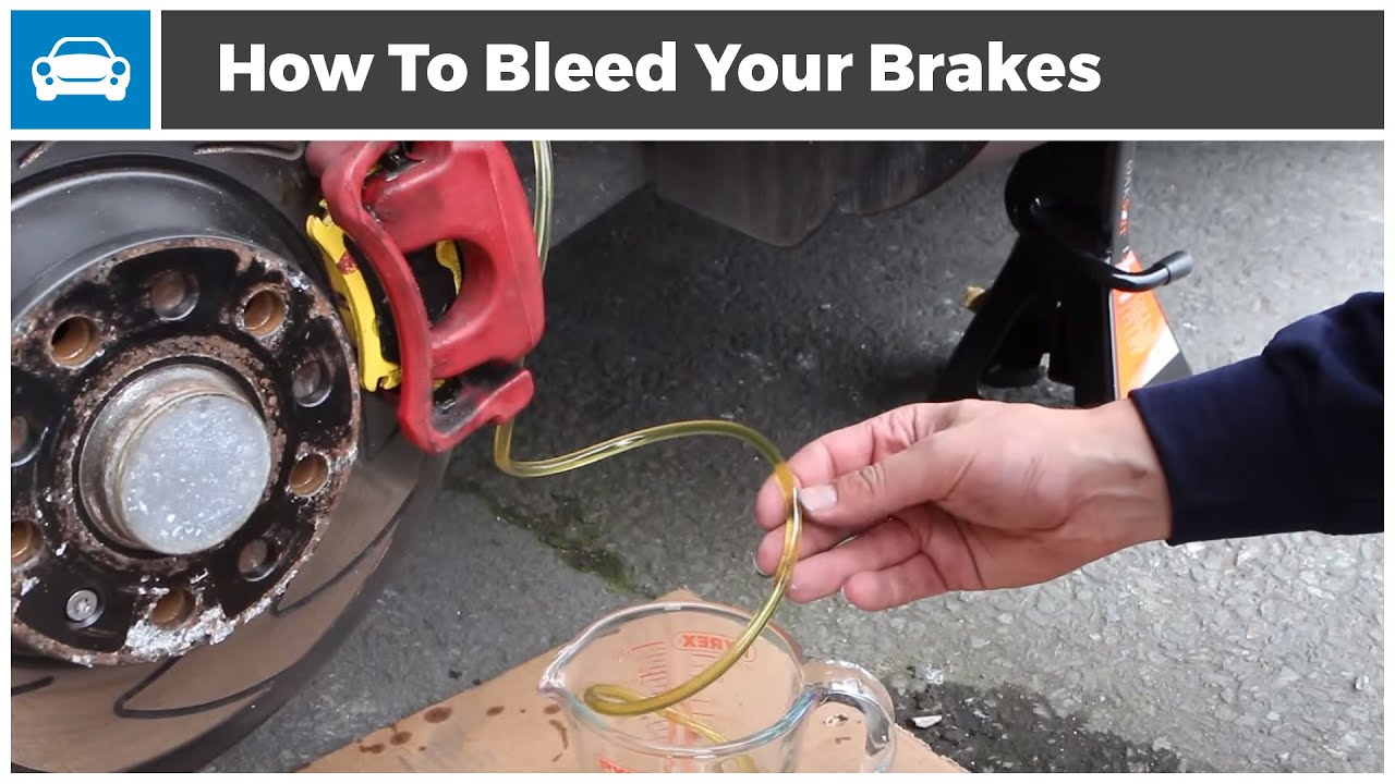 Project Gti: How To Bleed Your Brakes | MicksGarage