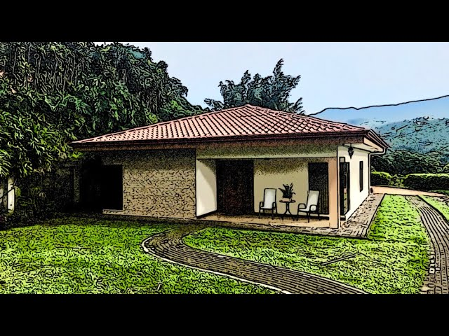 Good Bye to Our Casa in Grecia Costa Rica