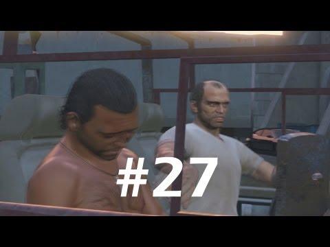 Grand Theft Auto 5 - Walkthrough Gameplay - Part 27 - Azerbaijani (GTA V)