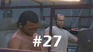 Grand Theft Auto 5 - Walkthrough Gameplay - Part 27 - Azerbaijani (GTA V)