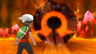 Pokémon Omega Ruby: Legendary Primal Groudon Encounter & Aftermath
