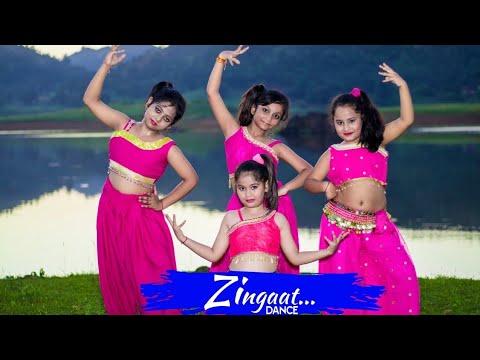 Zingaat Hindi | Dhadak | Ishaan & Janhvi | Ajay-Atul | Amitabh Bhattacharya Cover Dance