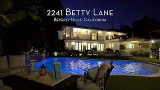 $4 Million Dollar Beverly Hills Home - 2241 Betty Lane | Beverly Hills, CA