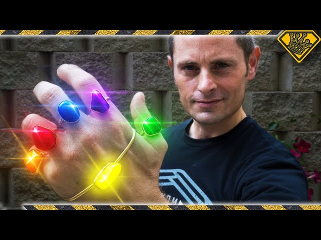 If Thanos Didnt Have a Gauntlet