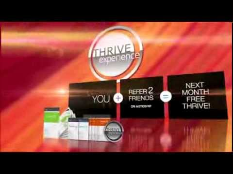 Le-Vel Thrive 8 Week Experience - Next Level