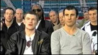 Calzaghe and Hatton In Line For Awards 1/2