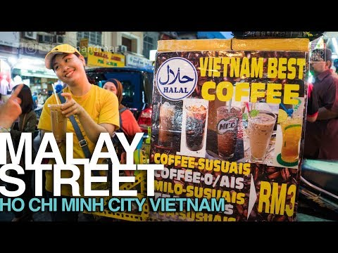 IS THIS MALAYSIA OR VIETNAM? | HO CHI MINH CITY, VIETNAM
