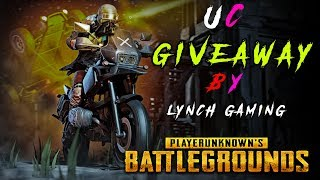 🔴PUBG MOBILE LIVE | FREE UC GIVEAWAY | ADVANCE CUSTOM ROOMS | RANDOM GIVEAWAY | SUB GAMES