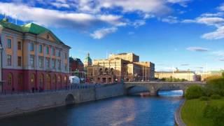 Stockholm in 4K