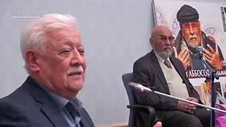 Творческая встреча с народным артистом Узбекистана, узбекским режиссёром Ш.Аббасовым.