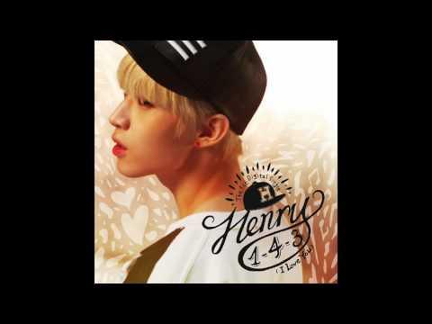 [Full Album] 헨리 (Henry) - 1-4-3 (The 1st Digital Single)