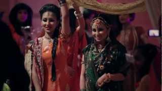 Rumana & Amir | Asian Mehndi Video | BTS Concept | Unique Films