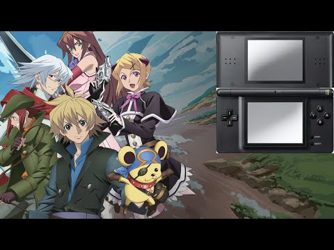 Top 10 Hidden JRPG Gems Nintendo DS -Part 2-