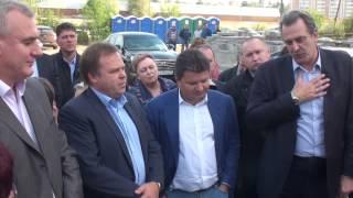 Встреча дольщиков с ФСК Лидер и МинСтрой-ем.04.09.14