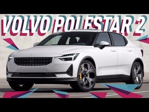 Маск отдыхает/Volvo Polestar 2/Суперэлектричка из Швеции/Дневники Женевского автосалона