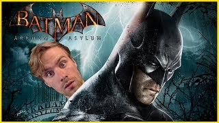 BATMAN Arkham Asylum Gameplay Walkthrough | 100% HARD MODE | Batman Return to Arkham PS4  60fps