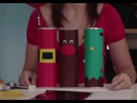 C mo hacer botes decorativos para navidad facilisimo for Como hacer espejos decorativos