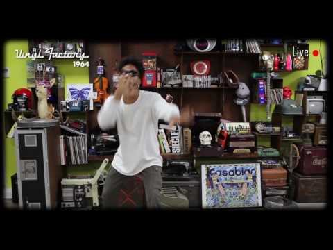 Youtube: Live Session feat. Killason