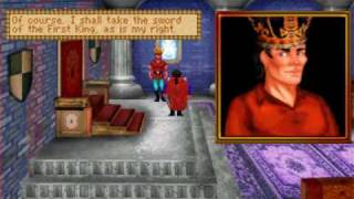 King's Quest II VGA remake - Introduction