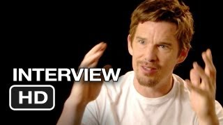 Sinister Interview - Ethan Hawke (2012) - Horror Movie HD
