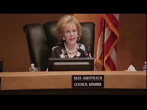 rancho Mirage Council Meeting October 20, 2016