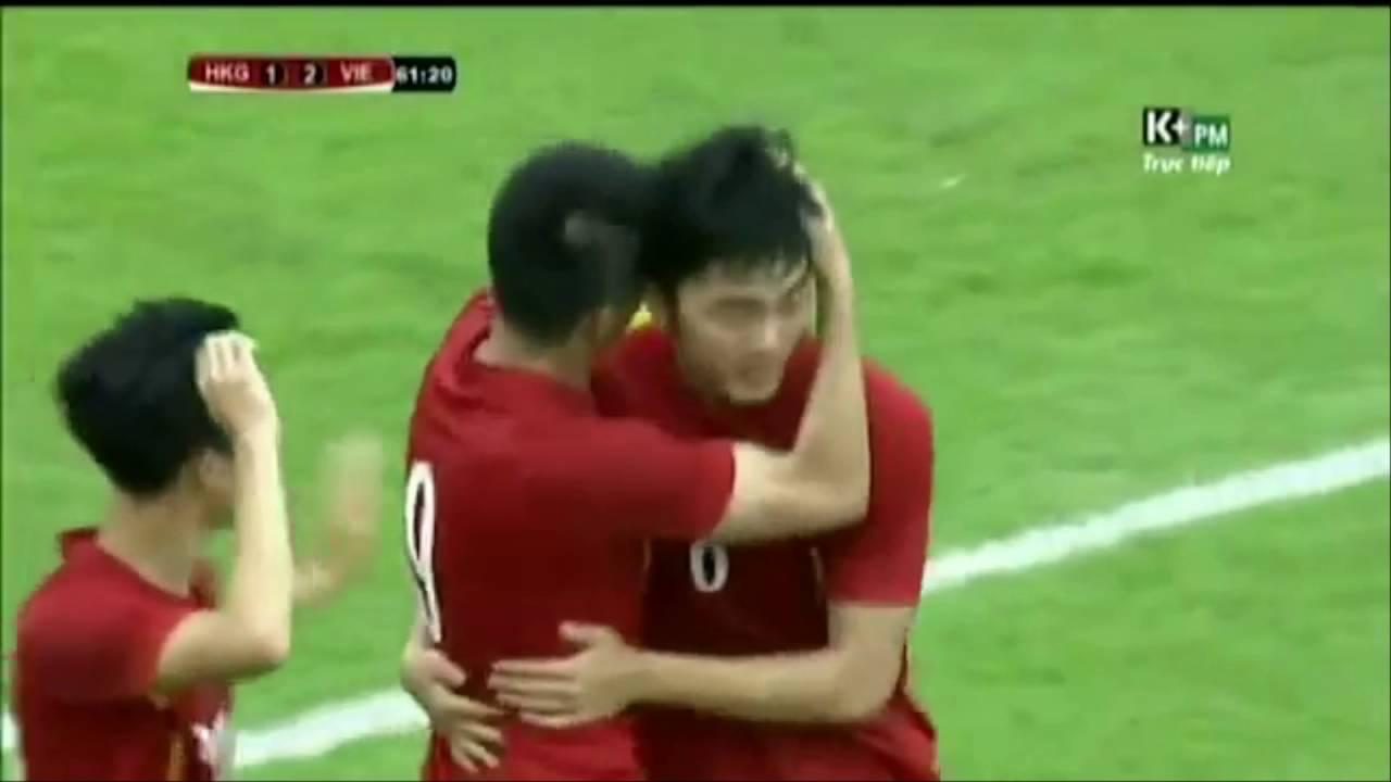 Công Vinh và 3 bàn thắng ở giải giao hữu quốc tế. (Niềm tin vào tương lai)
