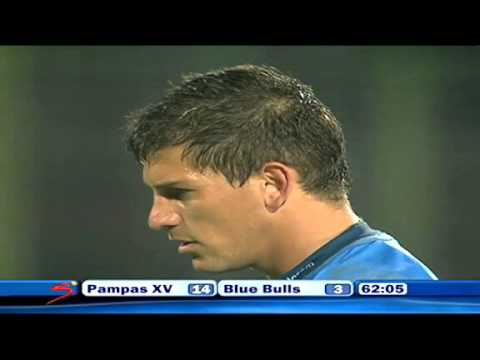 Final: Pampas XV vs Blue Bulls 14-9 - Vodacom Cup 2011