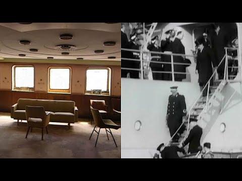 مشروع لتحويل السفينة الفاخرة للزعيم الشيوعي الراحل تيتو إلى متحف…  - 00:22-2018 / 6 / 2