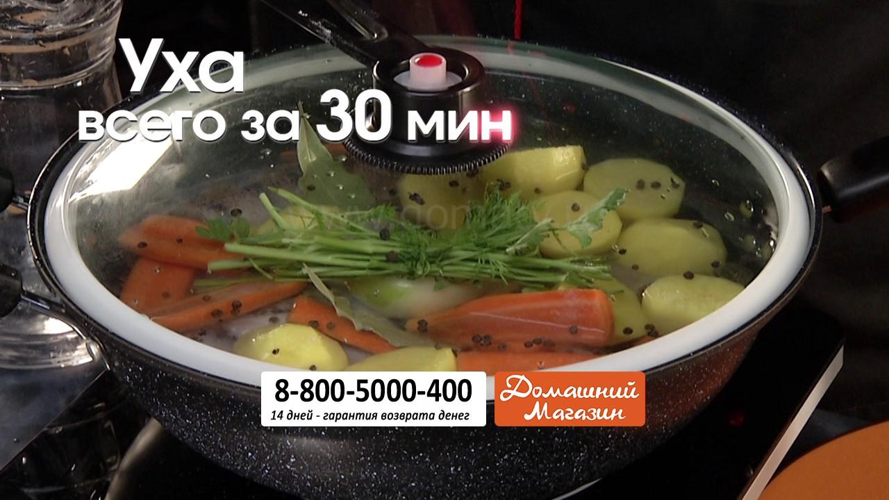 Сковорода с мраморным покрытием - YouTube