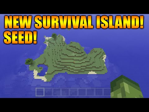 ★Minecraft Xbox 360 + PS3: Cool NEW TU29 Survival Island ...