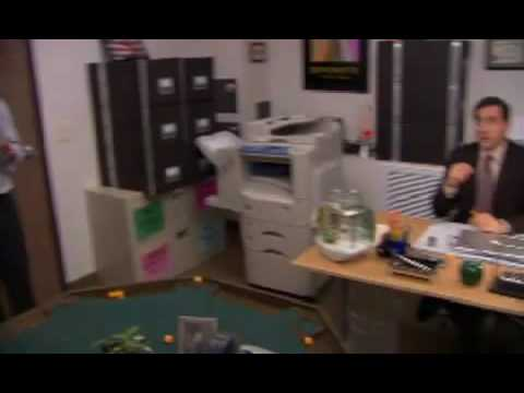 The Office Season 5 Deleted Scene Broke 3