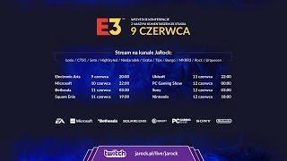 E3 2018 - Wtorek - PC Gaming Show - Na Szybko
