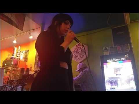 Live @ The hot box cafe, Toronto ON - Emily Sauro