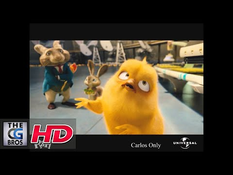 CGI Character Animation Showreel : by John Paul Rhinemller
