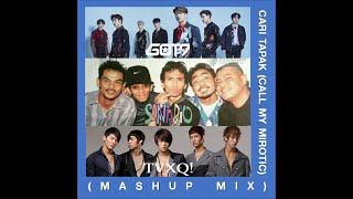 Senario ft GOT7 (갓세븐) & TVXQ (동방신기) - Cari Tapak (Call M…