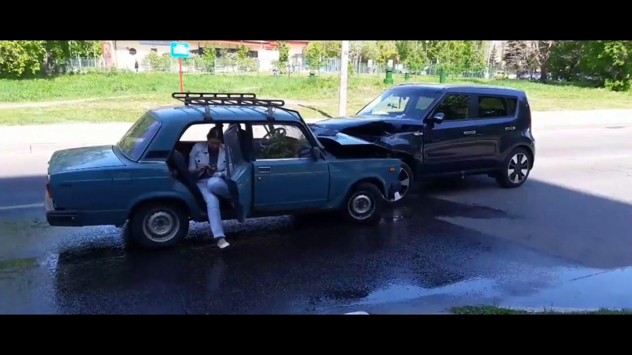 Нива Советский Автопром Против Внедорожья! Выпуск 9