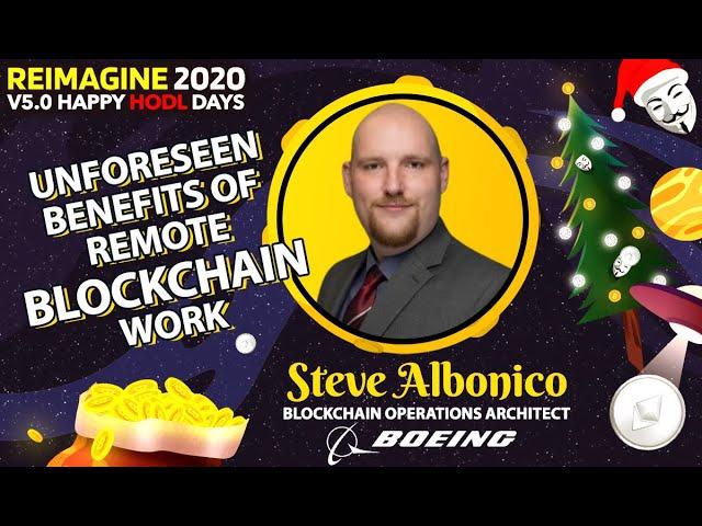 Steve Albonico - Boeing - Data Silos