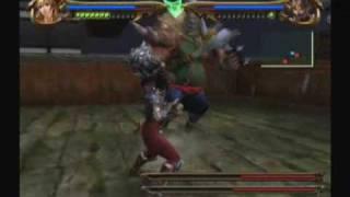 Soul Calibur: Legends Walkthrough (Return of Guardians Geki and Maki Pt. 44)