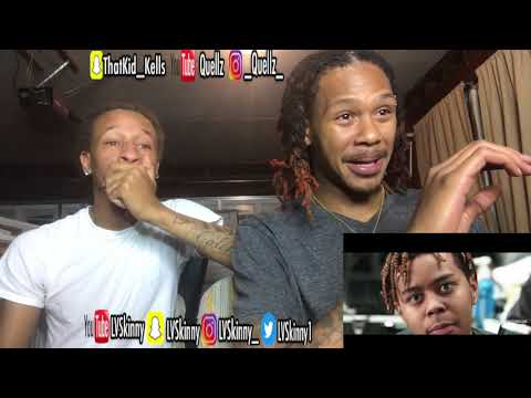 YBN Cordae - Old N*ggas (J. Cole Response ) (Reaction Video)