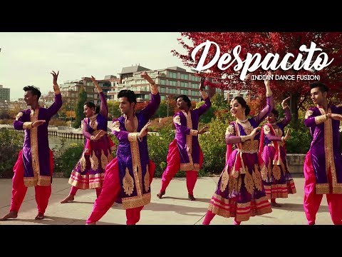 Despacito | INDIAN DANCE Fusion | Kumar Sharma | Svetlana Tulasi | Kathak Rockers