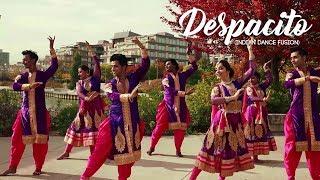 Despacito | INDIAN DANCE Fusion | Kumar Sharma | Svetlana Tulasi | Kathak Rockers
