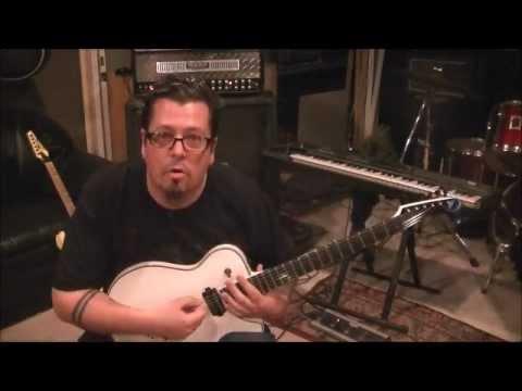 Joan Jett - Crimson And Clover - Guitar Lesson by Mike Gross - YouTube