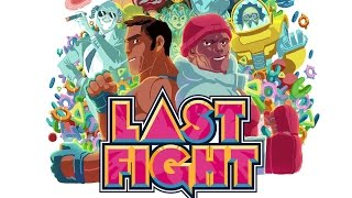 LastFight (Original Video Game Soundtrack) composed by 2080