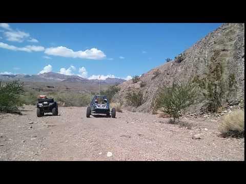 Lake Mead National Park ATV Tour to the Colorado River
