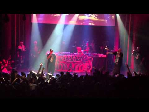 Psycho Realm live in Barcelona - D&D Lowrider Winter Festival 2011 part 2