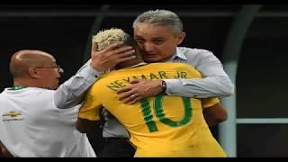 Así juega el Brasil de Tite: Análisis de sus jugadas en ataque