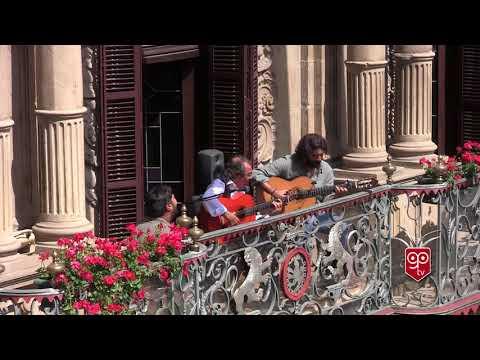 Flamenco en los balcones - Pepe Habichuela y Josemi Carmona 25 - 08 - 2017