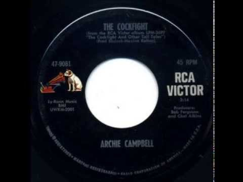 Archie Campbell - The Cockfight