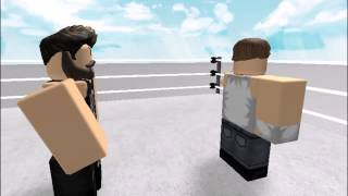{ROBLOX} Kevin Owens Pop Up Powerbomb